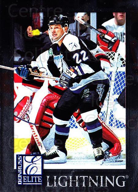 1997-98 Donruss Elite #43 Dino Ciccarelli<br/>5 In Stock - $1.00 each - <a href=https://centericecollectibles.foxycart.com/cart?name=1997-98%20Donruss%20Elite%20%2343%20Dino%20Ciccarelli...&quantity_max=5&price=$1.00&code=56766 class=foxycart> Buy it now! </a>