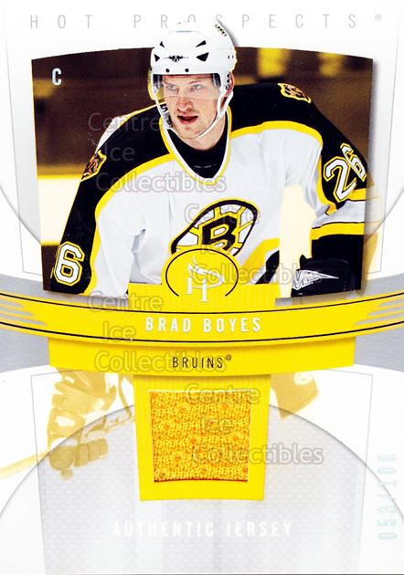 2006-07 Hot Prospects Red Hot #10 Brad Boyes<br/>1 In Stock - $5.00 each - <a href=https://centericecollectibles.foxycart.com/cart?name=2006-07%20Hot%20Prospects%20Red%20Hot%20%2310%20Brad%20Boyes...&quantity_max=1&price=$5.00&code=568205 class=foxycart> Buy it now! </a>