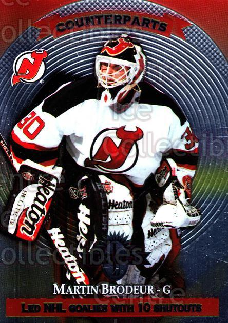 1997-98 Donruss Limited #150 Martin Brodeur, Stephane Fiset<br/>4 In Stock - $2.00 each - <a href=https://centericecollectibles.foxycart.com/cart?name=1997-98%20Donruss%20Limited%20%23150%20Martin%20Brodeur,...&price=$2.00&code=56935 class=foxycart> Buy it now! </a>