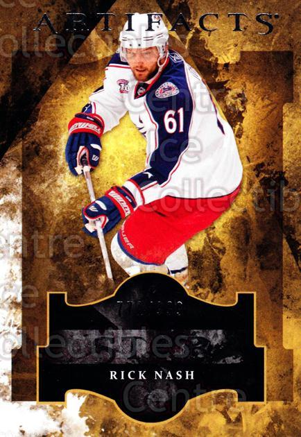 2011-12 UD Artifacts #145 Rick Nash<br/>2 In Stock - $3.00 each - <a href=https://centericecollectibles.foxycart.com/cart?name=2011-12%20UD%20Artifacts%20%23145%20Rick%20Nash...&quantity_max=2&price=$3.00&code=570045 class=foxycart> Buy it now! </a>