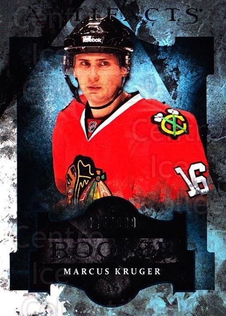 2011-12 UD Artifacts #156 Marcus Kruger<br/>1 In Stock - $5.00 each - <a href=https://centericecollectibles.foxycart.com/cart?name=2011-12%20UD%20Artifacts%20%23156%20Marcus%20Kruger...&quantity_max=1&price=$5.00&code=570056 class=foxycart> Buy it now! </a>
