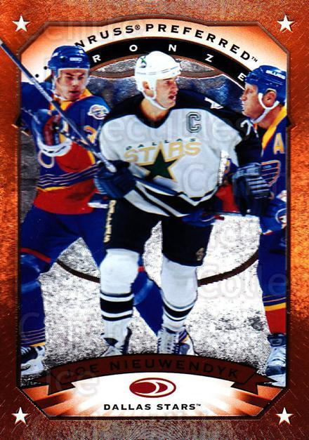 1997-98 Donruss Preferred #115 Joe Nieuwendyk<br/>6 In Stock - $1.00 each - <a href=https://centericecollectibles.foxycart.com/cart?name=1997-98%20Donruss%20Preferred%20%23115%20Joe%20Nieuwendyk...&quantity_max=6&price=$1.00&code=57131 class=foxycart> Buy it now! </a>