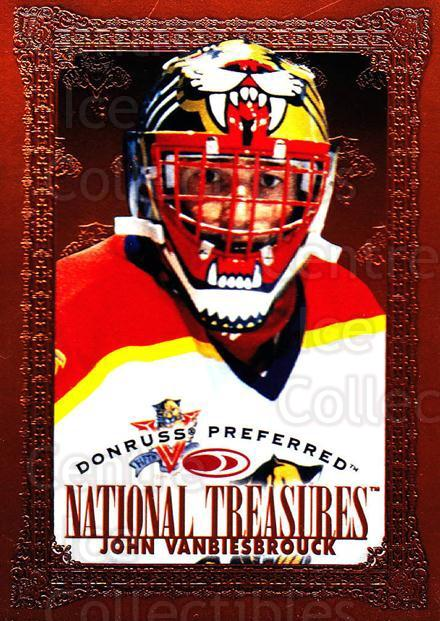 1997-98 Donruss Preferred #182 John Vanbiesbrouck<br/>9 In Stock - $1.00 each - <a href=https://centericecollectibles.foxycart.com/cart?name=1997-98%20Donruss%20Preferred%20%23182%20John%20Vanbiesbro...&quantity_max=9&price=$1.00&code=57181 class=foxycart> Buy it now! </a>