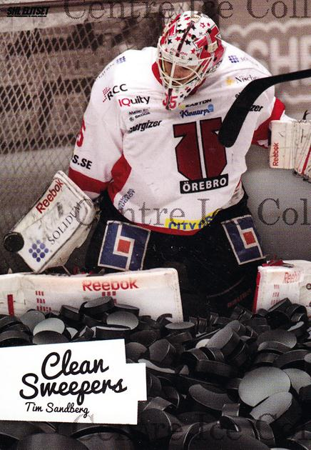 2013-14 Swedish Elitset Clean Sweepers #12 Tim Sandberg<br/>2 In Stock - $3.00 each - <a href=https://centericecollectibles.foxycart.com/cart?name=2013-14%20Swedish%20Elitset%20Clean%20Sweepers%20%2312%20Tim%20Sandberg...&quantity_max=2&price=$3.00&code=571858 class=foxycart> Buy it now! </a>