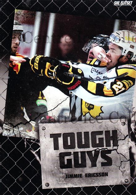 2013-14 Swedish Elitset Tough Guys #10 Jimmie Ericsson<br/>2 In Stock - $3.00 each - <a href=https://centericecollectibles.foxycart.com/cart?name=2013-14%20Swedish%20Elitset%20Tough%20Guys%20%2310%20Jimmie%20Ericsson...&quantity_max=2&price=$3.00&code=571880 class=foxycart> Buy it now! </a>