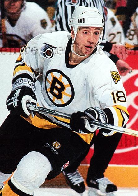 1991-92 Boston Bruins Sports Action #1 Brent Ashton<br/>1 In Stock - $3.00 each - <a href=https://centericecollectibles.foxycart.com/cart?name=1991-92%20Boston%20Bruins%20Sports%20Action%20%231%20Brent%20Ashton...&quantity_max=1&price=$3.00&code=572266 class=foxycart> Buy it now! </a>