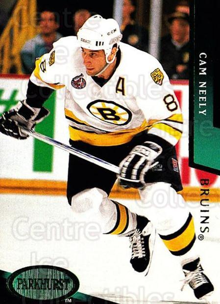 1993-94 Parkhurst Emerald #10 Cam Neely<br/>3 In Stock - $2.00 each - <a href=https://centericecollectibles.foxycart.com/cart?name=1993-94%20Parkhurst%20Emerald%20%2310%20Cam%20Neely...&quantity_max=3&price=$2.00&code=5759 class=foxycart> Buy it now! </a>