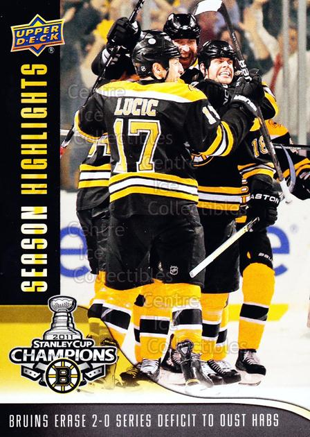 2010-11 Boston Bruins UD Stanley Cup Champions #26 Milan Lucic<br/>6 In Stock - $3.00 each - <a href=https://centericecollectibles.foxycart.com/cart?name=2010-11%20Boston%20Bruins%20UD%20Stanley%20Cup%20Champions%20%2326%20Milan%20Lucic...&quantity_max=6&price=$3.00&code=576357 class=foxycart> Buy it now! </a>