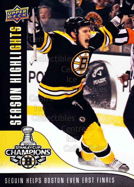 2010-11 Boston Bruins UD Stanley Cup Champions #30 Tyler Seguin<br/>2 In Stock - $3.00 each - <a href=https://centericecollectibles.foxycart.com/cart?name=2010-11%20Boston%20Bruins%20UD%20Stanley%20Cup%20Champions%20%2330%20Tyler%20Seguin...&quantity_max=2&price=$3.00&code=576361 class=foxycart> Buy it now! </a>