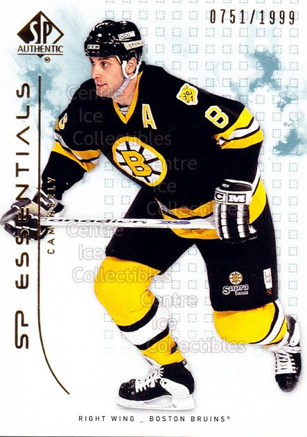 2009-10 SP Authentic #106 Cam Neely<br/>2 In Stock - $2.00 each - <a href=https://centericecollectibles.foxycart.com/cart?name=2009-10%20SP%20Authentic%20%23106%20Cam%20Neely...&quantity_max=2&price=$2.00&code=576570 class=foxycart> Buy it now! </a>
