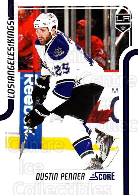 2011-12 Score Glossy #218 Dustin Penner<br/>2 In Stock - $2.00 each - <a href=https://centericecollectibles.foxycart.com/cart?name=2011-12%20Score%20Glossy%20%23218%20Dustin%20Penner...&quantity_max=2&price=$2.00&code=577143 class=foxycart> Buy it now! </a>