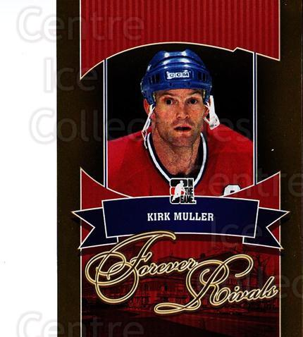 2012-13 ITG Forever Rivals Gold #42 Kirk Muller<br/>2 In Stock - $10.00 each - <a href=https://centericecollectibles.foxycart.com/cart?name=2012-13%20ITG%20Forever%20Rivals%20Gold%20%2342%20Kirk%20Muller...&quantity_max=2&price=$10.00&code=577368 class=foxycart> Buy it now! </a>
