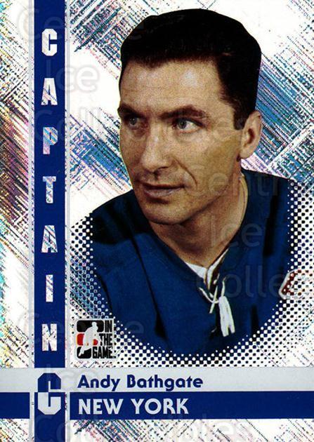 2011-12 ITG Captain C #5 Andy Bathgate<br/>2 In Stock - $3.00 each - <a href=https://centericecollectibles.foxycart.com/cart?name=2011-12%20ITG%20Captain%20C%20%235%20Andy%20Bathgate...&quantity_max=2&price=$3.00&code=577787 class=foxycart> Buy it now! </a>