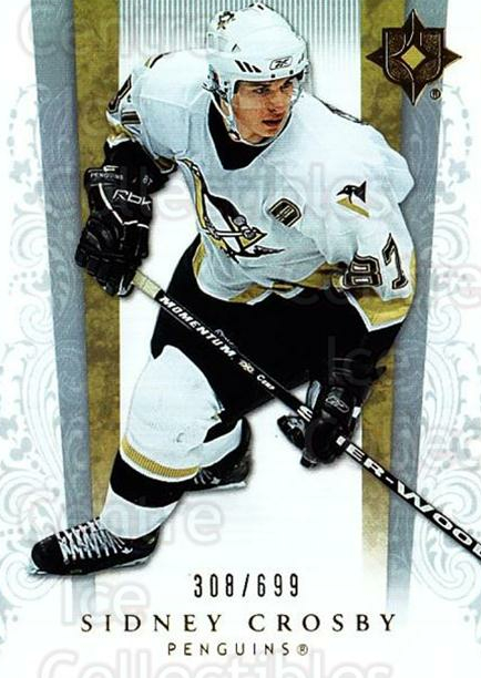 2006-07 UD Ultimate Collection #47 Sidney Crosby<br/>3 In Stock - $10.00 each - <a href=https://centericecollectibles.foxycart.com/cart?name=2006-07%20UD%20Ultimate%20Collection%20%2347%20Sidney%20Crosby...&quantity_max=3&price=$10.00&code=578115 class=foxycart> Buy it now! </a>