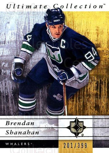 2011-12 UD Ultimate Collection #27 Brendan Shanahan<br/>1 In Stock - $5.00 each - <a href=https://centericecollectibles.foxycart.com/cart?name=2011-12%20UD%20Ultimate%20Collection%20%2327%20Brendan%20Shanaha...&quantity_max=1&price=$5.00&code=578590 class=foxycart> Buy it now! </a>