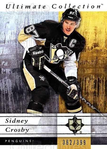 2011-12 UD Ultimate Collection #49 Sidney Crosby<br/>1 In Stock - $10.00 each - <a href=https://centericecollectibles.foxycart.com/cart?name=2011-12%20UD%20Ultimate%20Collection%20%2349%20Sidney%20Crosby...&quantity_max=1&price=$10.00&code=578612 class=foxycart> Buy it now! </a>