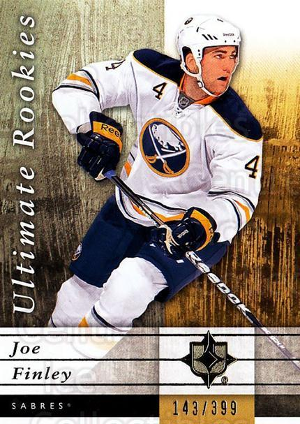 2011-12 UD Ultimate Collection #68 Joe Finley<br/>1 In Stock - $5.00 each - <a href=https://centericecollectibles.foxycart.com/cart?name=2011-12%20UD%20Ultimate%20Collection%20%2368%20Joe%20Finley...&quantity_max=1&price=$5.00&code=578631 class=foxycart> Buy it now! </a>