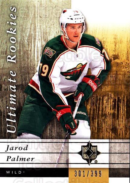 2011-12 UD Ultimate Collection #78 Jarod Palmer<br/>2 In Stock - $5.00 each - <a href=https://centericecollectibles.foxycart.com/cart?name=2011-12%20UD%20Ultimate%20Collection%20%2378%20Jarod%20Palmer...&quantity_max=2&price=$5.00&code=578641 class=foxycart> Buy it now! </a>