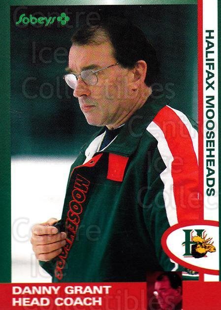 1997-98 Halifax Mooseheads Series Two #6 Danny Grant<br/>1 In Stock - $3.00 each - <a href=https://centericecollectibles.foxycart.com/cart?name=1997-98%20Halifax%20Mooseheads%20Series%20Two%20%236%20Danny%20Grant...&quantity_max=1&price=$3.00&code=58020 class=foxycart> Buy it now! </a>