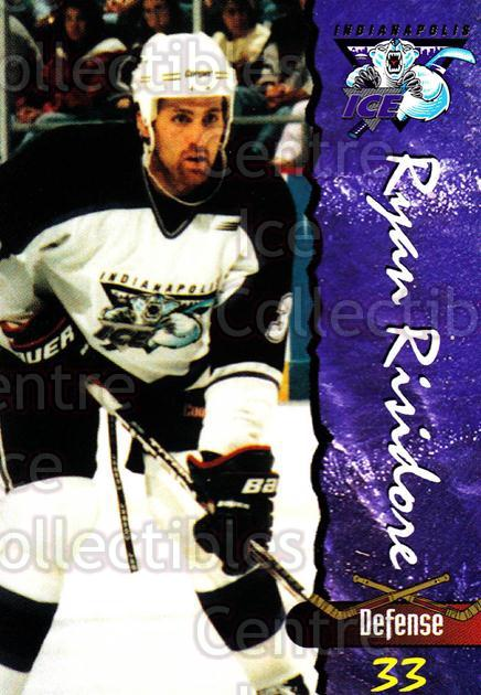 1997-98 Indianapolis Ice #22 Ryan Risidore<br/>4 In Stock - $3.00 each - <a href=https://centericecollectibles.foxycart.com/cart?name=1997-98%20Indianapolis%20Ice%20%2322%20Ryan%20Risidore...&quantity_max=4&price=$3.00&code=58041 class=foxycart> Buy it now! </a>