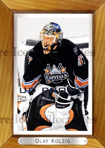 2003-04 Beehive UD Promos #199 Olaf Kolzig<br/>1 In Stock - $3.00 each - <a href=https://centericecollectibles.foxycart.com/cart?name=2003-04%20Beehive%20UD%20Promos%20%23199%20Olaf%20Kolzig...&quantity_max=1&price=$3.00&code=582028 class=foxycart> Buy it now! </a>