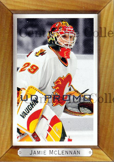 2003-04 Beehive UD Promos #29 Jamie McLennan<br/>1 In Stock - $3.00 each - <a href=https://centericecollectibles.foxycart.com/cart?name=2003-04%20Beehive%20UD%20Promos%20%2329%20Jamie%20McLennan...&quantity_max=1&price=$3.00&code=582050 class=foxycart> Buy it now! </a>