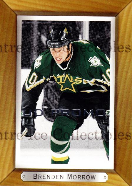 2003-04 Beehive UD Promos #61 Brenden Morrow<br/>1 In Stock - $3.00 each - <a href=https://centericecollectibles.foxycart.com/cart?name=2003-04%20Beehive%20UD%20Promos%20%2361%20Brenden%20Morrow...&quantity_max=1&price=$3.00&code=582067 class=foxycart> Buy it now! </a>