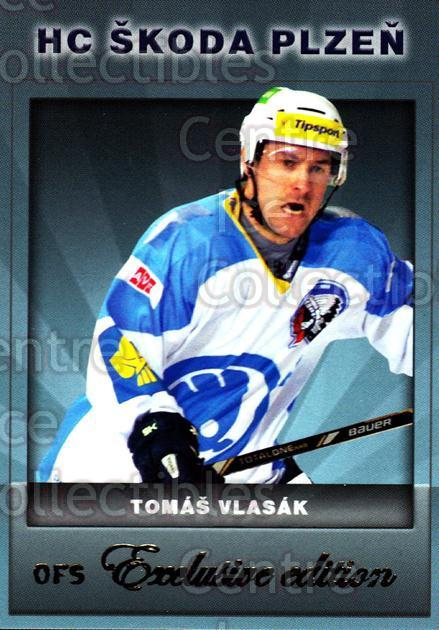 2012-13 Czech OFS Exclusive #6 Tomas Vlasak<br/>2 In Stock - $2.00 each - <a href=https://centericecollectibles.foxycart.com/cart?name=2012-13%20Czech%20OFS%20Exclusive%20%236%20Tomas%20Vlasak...&quantity_max=2&price=$2.00&code=582199 class=foxycart> Buy it now! </a>