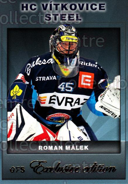2012-13 Czech OFS Exclusive #10 Roman Malek<br/>3 In Stock - $2.00 each - <a href=https://centericecollectibles.foxycart.com/cart?name=2012-13%20Czech%20OFS%20Exclusive%20%2310%20Roman%20Malek...&quantity_max=3&price=$2.00&code=582203 class=foxycart> Buy it now! </a>
