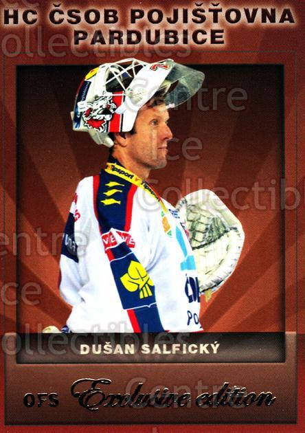 2012-13 Czech OFS Exclusive #13 Dusan Salficky<br/>3 In Stock - $2.00 each - <a href=https://centericecollectibles.foxycart.com/cart?name=2012-13%20Czech%20OFS%20Exclusive%20%2313%20Dusan%20Salficky...&quantity_max=3&price=$2.00&code=582206 class=foxycart> Buy it now! </a>