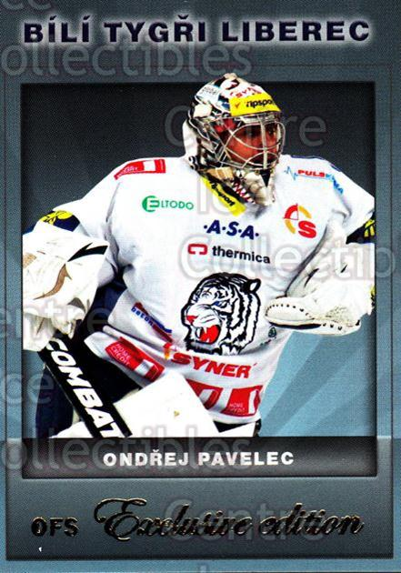 2012-13 Czech OFS Exclusive #19 Ondrej Pavelec<br/>1 In Stock - $2.00 each - <a href=https://centericecollectibles.foxycart.com/cart?name=2012-13%20Czech%20OFS%20Exclusive%20%2319%20Ondrej%20Pavelec...&quantity_max=1&price=$2.00&code=582212 class=foxycart> Buy it now! </a>