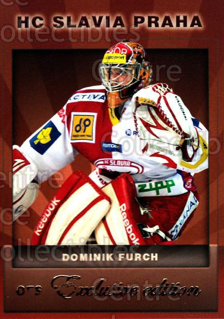 2012-13 Czech OFS Exclusive #22 Dominik Furch<br/>2 In Stock - $2.00 each - <a href=https://centericecollectibles.foxycart.com/cart?name=2012-13%20Czech%20OFS%20Exclusive%20%2322%20Dominik%20Furch...&quantity_max=2&price=$2.00&code=582215 class=foxycart> Buy it now! </a>