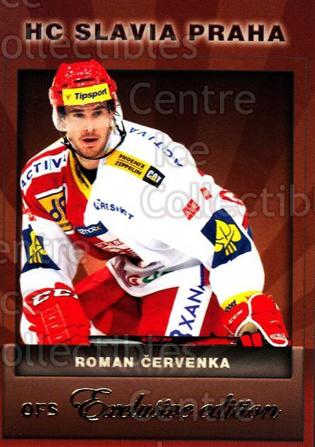 2012-13 Czech OFS Exclusive #23 Roman Cervenka<br/>2 In Stock - $2.00 each - <a href=https://centericecollectibles.foxycart.com/cart?name=2012-13%20Czech%20OFS%20Exclusive%20%2323%20Roman%20Cervenka...&quantity_max=2&price=$2.00&code=582216 class=foxycart> Buy it now! </a>