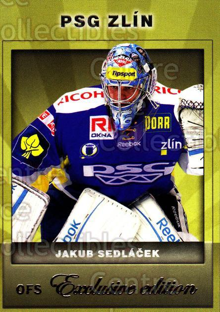 2012-13 Czech OFS Exclusive #28 Jakub Sedlacek<br/>3 In Stock - $2.00 each - <a href=https://centericecollectibles.foxycart.com/cart?name=2012-13%20Czech%20OFS%20Exclusive%20%2328%20Jakub%20Sedlacek...&quantity_max=3&price=$2.00&code=582221 class=foxycart> Buy it now! </a>