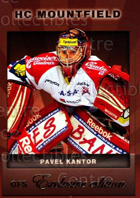 2012-13 Czech OFS Exclusive #34 Pavel Kantor<br/>3 In Stock - $2.00 each - <a href=https://centericecollectibles.foxycart.com/cart?name=2012-13%20Czech%20OFS%20Exclusive%20%2334%20Pavel%20Kantor...&quantity_max=3&price=$2.00&code=582227 class=foxycart> Buy it now! </a>