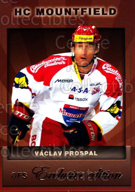 2012-13 Czech OFS Exclusive #35 Vaclav Prospal<br/>3 In Stock - $2.00 each - <a href=https://centericecollectibles.foxycart.com/cart?name=2012-13%20Czech%20OFS%20Exclusive%20%2335%20Vaclav%20Prospal...&quantity_max=3&price=$2.00&code=582228 class=foxycart> Buy it now! </a>