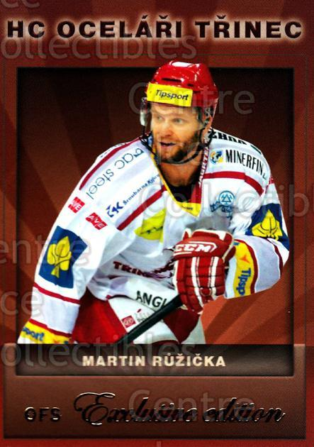 2012-13 Czech OFS Exclusive #42 Martin Ruzicka<br/>1 In Stock - $2.00 each - <a href=https://centericecollectibles.foxycart.com/cart?name=2012-13%20Czech%20OFS%20Exclusive%20%2342%20Martin%20Ruzicka...&quantity_max=1&price=$2.00&code=582235 class=foxycart> Buy it now! </a>