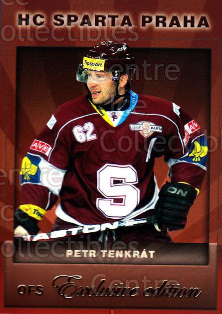 2012-13 Czech OFS Exclusive #43 Petr Tenkrat<br/>1 In Stock - $2.00 each - <a href=https://centericecollectibles.foxycart.com/cart?name=2012-13%20Czech%20OFS%20Exclusive%20%2343%20Petr%20Tenkrat...&quantity_max=1&price=$2.00&code=582236 class=foxycart> Buy it now! </a>