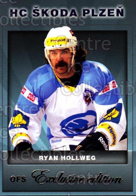 2012-13 Czech OFS Exclusive #46 Ryan Hollweg<br/>3 In Stock - $2.00 each - <a href=https://centericecollectibles.foxycart.com/cart?name=2012-13%20Czech%20OFS%20Exclusive%20%2346%20Ryan%20Hollweg...&quantity_max=3&price=$2.00&code=582239 class=foxycart> Buy it now! </a>