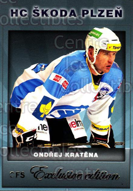 2012-13 Czech OFS Exclusive #47 Ondrej Kratena<br/>3 In Stock - $2.00 each - <a href=https://centericecollectibles.foxycart.com/cart?name=2012-13%20Czech%20OFS%20Exclusive%20%2347%20Ondrej%20Kratena...&quantity_max=3&price=$2.00&code=582240 class=foxycart> Buy it now! </a>