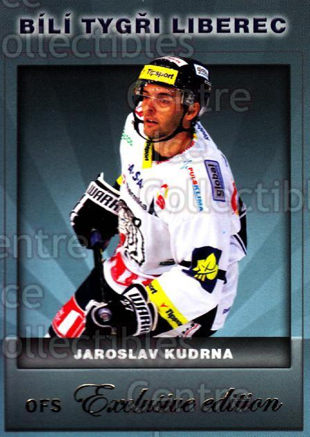 2012-13 Czech OFS Exclusive #61 Jaroslav Kudrna<br/>3 In Stock - $2.00 each - <a href=https://centericecollectibles.foxycart.com/cart?name=2012-13%20Czech%20OFS%20Exclusive%20%2361%20Jaroslav%20Kudrna...&quantity_max=3&price=$2.00&code=582254 class=foxycart> Buy it now! </a>