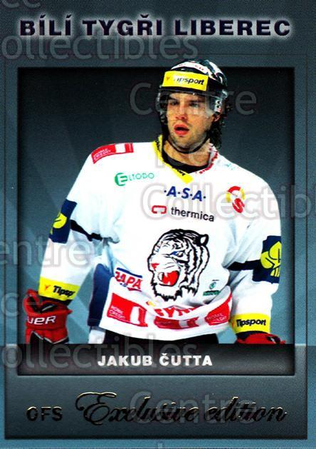 2012-13 Czech OFS Exclusive #62 Jakub Cutta<br/>3 In Stock - $2.00 each - <a href=https://centericecollectibles.foxycart.com/cart?name=2012-13%20Czech%20OFS%20Exclusive%20%2362%20Jakub%20Cutta...&quantity_max=3&price=$2.00&code=582255 class=foxycart> Buy it now! </a>