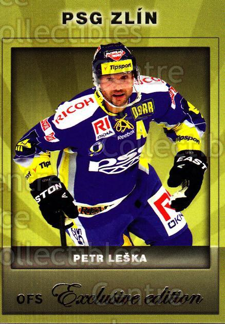 2012-13 Czech OFS Exclusive #70 Petr Leska<br/>3 In Stock - $2.00 each - <a href=https://centericecollectibles.foxycart.com/cart?name=2012-13%20Czech%20OFS%20Exclusive%20%2370%20Petr%20Leska...&quantity_max=3&price=$2.00&code=582263 class=foxycart> Buy it now! </a>