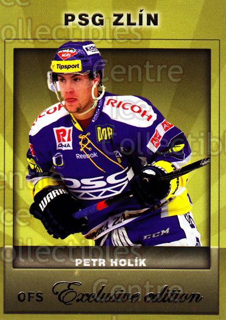 2012-13 Czech OFS Exclusive #71 Petr Holik<br/>3 In Stock - $2.00 each - <a href=https://centericecollectibles.foxycart.com/cart?name=2012-13%20Czech%20OFS%20Exclusive%20%2371%20Petr%20Holik...&quantity_max=3&price=$2.00&code=582264 class=foxycart> Buy it now! </a>