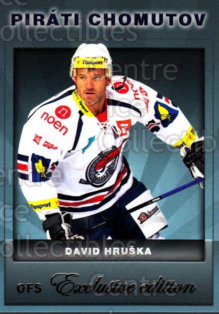 2012-13 Czech OFS Exclusive #74 David Hruska<br/>3 In Stock - $2.00 each - <a href=https://centericecollectibles.foxycart.com/cart?name=2012-13%20Czech%20OFS%20Exclusive%20%2374%20David%20Hruska...&quantity_max=3&price=$2.00&code=582267 class=foxycart> Buy it now! </a>