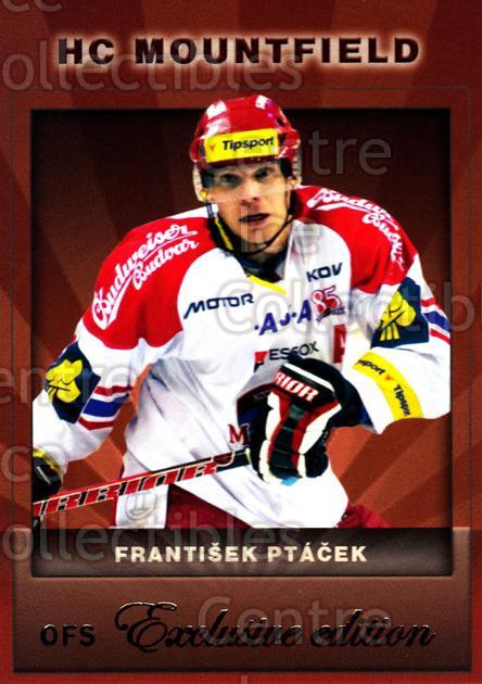 2012-13 Czech OFS Exclusive #78 Frantisek Ptacek<br/>3 In Stock - $2.00 each - <a href=https://centericecollectibles.foxycart.com/cart?name=2012-13%20Czech%20OFS%20Exclusive%20%2378%20Frantisek%20Ptace...&quantity_max=3&price=$2.00&code=582271 class=foxycart> Buy it now! </a>