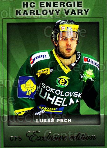 2012-13 Czech OFS Exclusive #81 Lukas Pech<br/>1 In Stock - $2.00 each - <a href=https://centericecollectibles.foxycart.com/cart?name=2012-13%20Czech%20OFS%20Exclusive%20%2381%20Lukas%20Pech...&quantity_max=1&price=$2.00&code=582274 class=foxycart> Buy it now! </a>