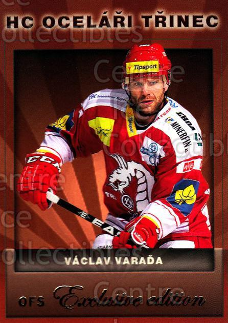2012-13 Czech OFS Exclusive #83 Vaclav Varada<br/>2 In Stock - $2.00 each - <a href=https://centericecollectibles.foxycart.com/cart?name=2012-13%20Czech%20OFS%20Exclusive%20%2383%20Vaclav%20Varada...&quantity_max=2&price=$2.00&code=582276 class=foxycart> Buy it now! </a>
