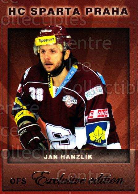 2012-13 Czech OFS Exclusive #85 Jan Hanzlik<br/>3 In Stock - $2.00 each - <a href=https://centericecollectibles.foxycart.com/cart?name=2012-13%20Czech%20OFS%20Exclusive%20%2385%20Jan%20Hanzlik...&quantity_max=3&price=$2.00&code=582278 class=foxycart> Buy it now! </a>