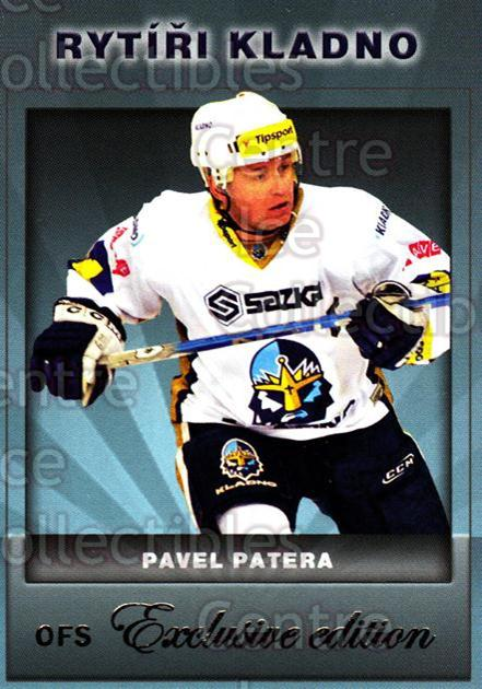 2012-13 Czech OFS Exclusive #87 Pavel Patera<br/>2 In Stock - $2.00 each - <a href=https://centericecollectibles.foxycart.com/cart?name=2012-13%20Czech%20OFS%20Exclusive%20%2387%20Pavel%20Patera...&quantity_max=2&price=$2.00&code=582280 class=foxycart> Buy it now! </a>